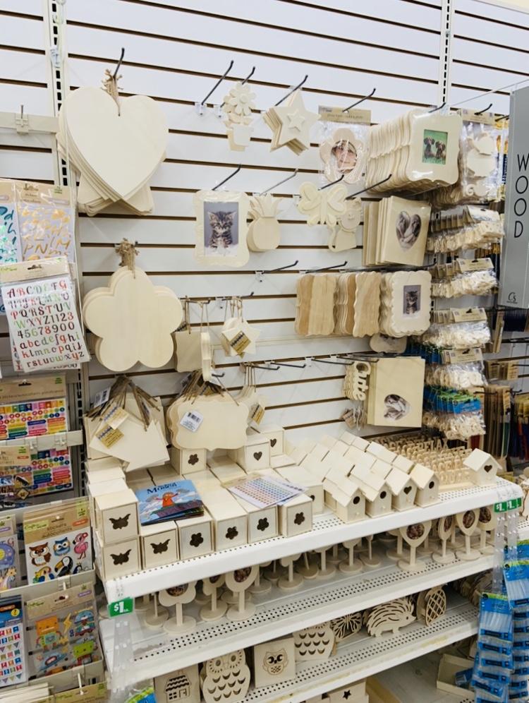 Dollar Tree finds for DIYs