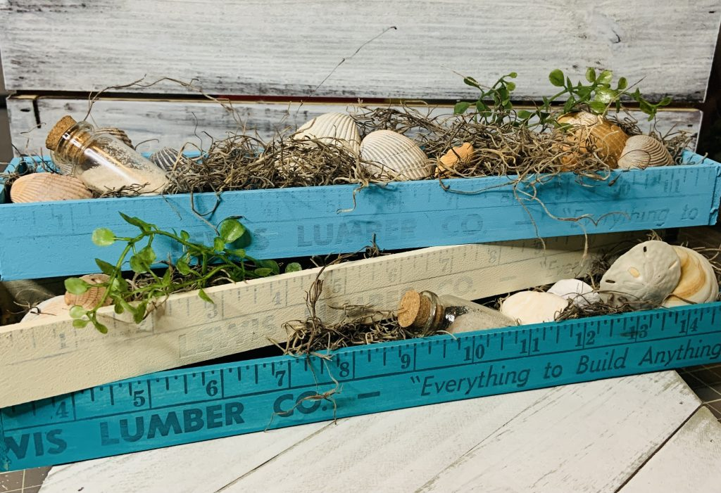 How to Make Fun Yard Stick Boxes